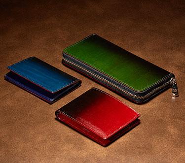 日本の伝統「漆」特有の色彩・風合い・グラデーションを楽しむシリーズ「漆」