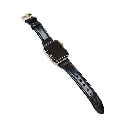 革財布キプリスのコードバン Apple Watchバンド(42/44mm)