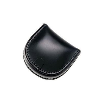 革財布キプリスのコードバン 馬蹄型小銭入れ