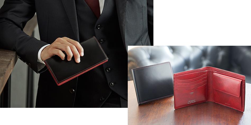 コードバン 財布,コードバン 長財布,キプリス コードバン