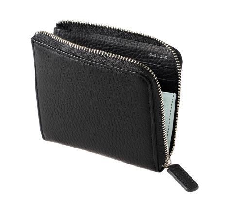 革に銀系無機抗菌剤を浸透させ抗菌加工を施した財布シリーズ「ポケウォレ」