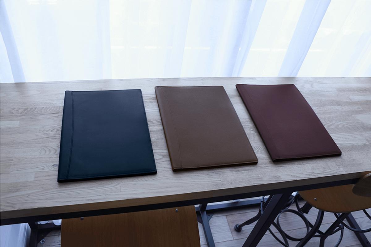 A4サイズ ノートカバー(牛革製)