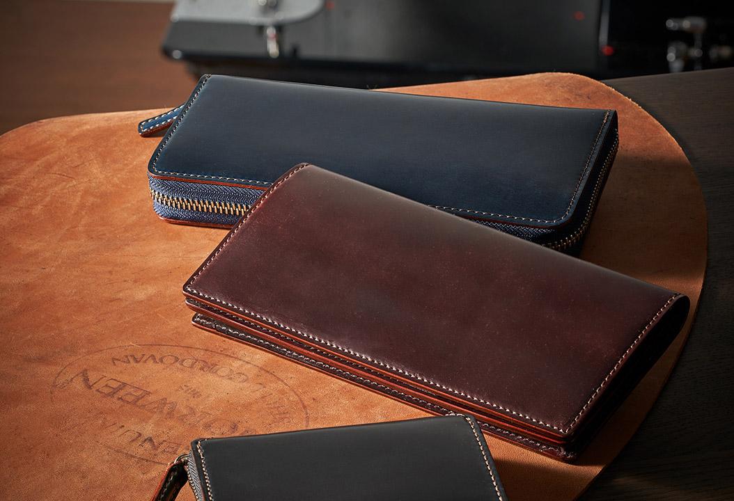 ホーウィンシェルコードバン 財布,ホーウィンシェルコードバン 長財布,コードバン 財布,コードバン 長財布,キプリス コードバン