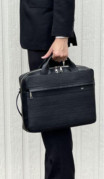 キプリスの3wayビジネスバッグ リジュートシリーズ トート
