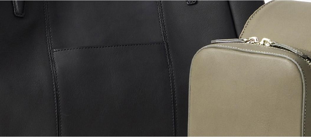 革小物・革財布のCYPRIS リーブルシリーズ。シンプルでナチュラルな風合いのデイリーバッグ
