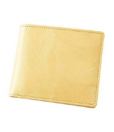 春財布,ボックス小銭入れ付き札入れ