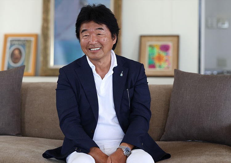 株式会社トーイズ代表取締役・代表 北原照久さん