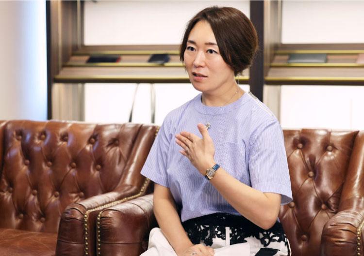 産婦人科医/医学博士/社会起業家/法学博士課程(医事法) 江澤佐知子さん