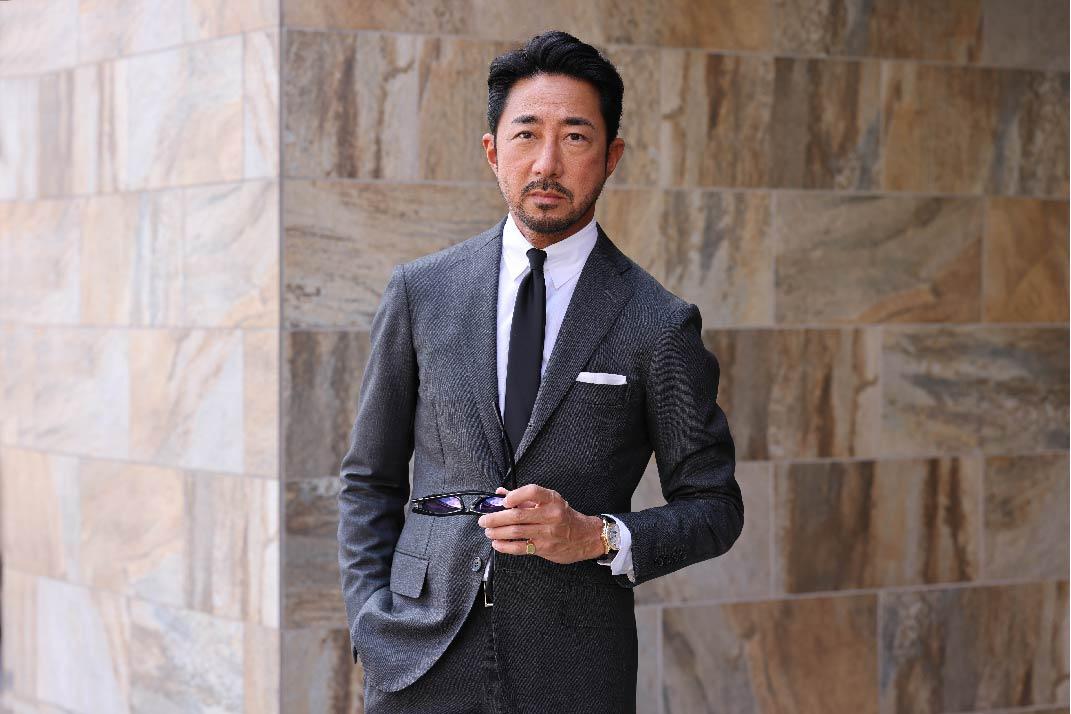ファッションディレクターや講談社『FORZA STYLE』編集長として、日本のファッションシーンの本質を問い続けてきた干場義雅さん。