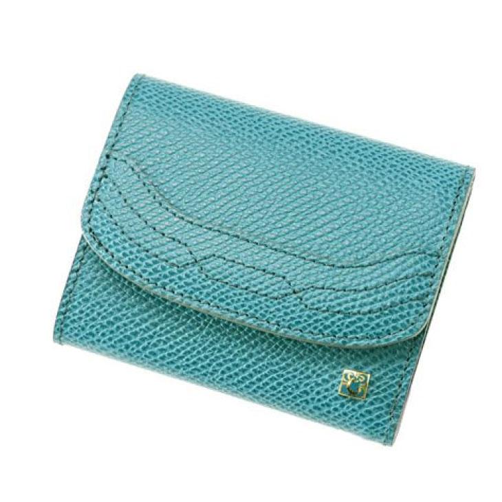 三つ折りコンパクト財布| アレナリア