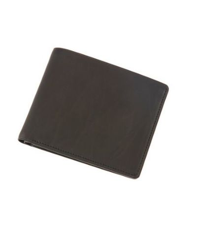 カード札入れ レーニアカーフ  ブラック