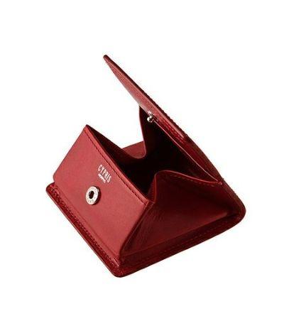 小銭入れ(BOX型)|オイルシェルコードバン&シラサギレザー
