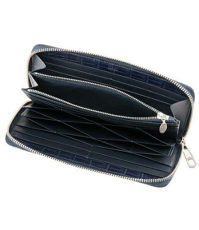 ハニーセル長財布,クロコダイル 財布