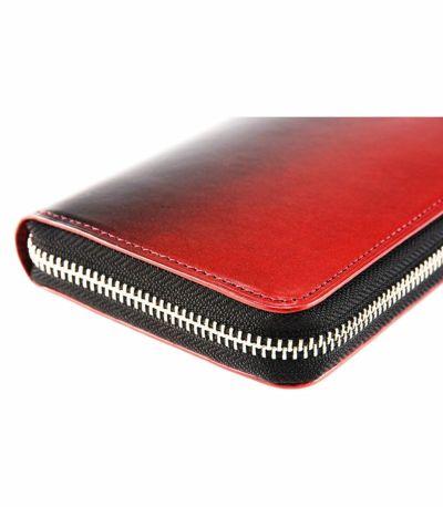 漆 革財布,漆 革長財布,グラデーション財布