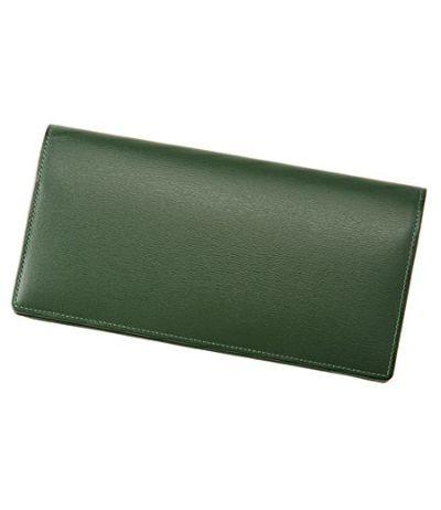 長財布(小銭入れ付き通しマチ束入)|ボックスカーフ