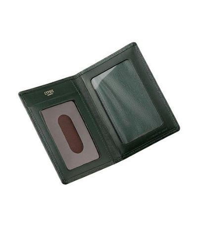 パスケース(二つ折り・2面) ボックスカーフ