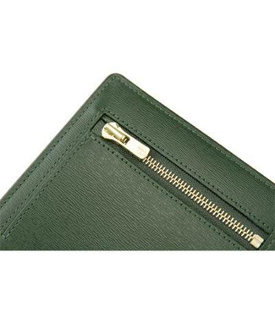 小銭入れ付きコンパクトカードケース ボックスカーフ