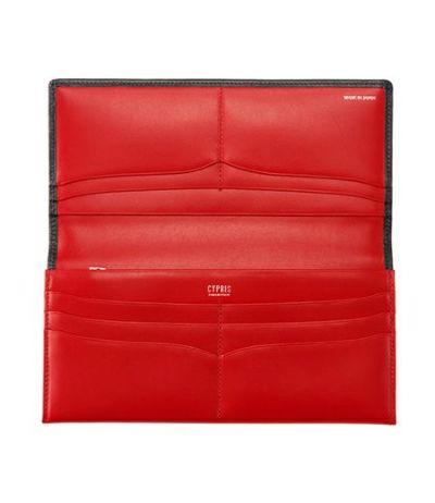 長財布(小銭入れ付きササマチ束入)|ボックスカーフ&リンピッドカーフ