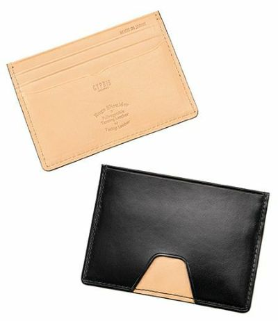 革製カードケース,革小物