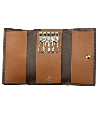 三つ折り財布(キーケース対応)|テルヌーラ