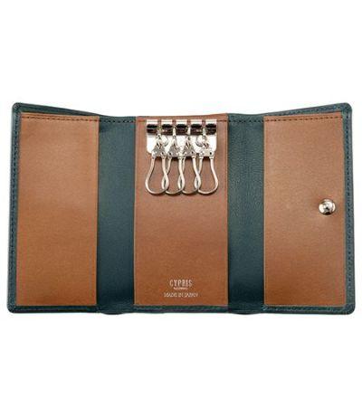 三つ折り財布(キーケース対応) テルヌーラ