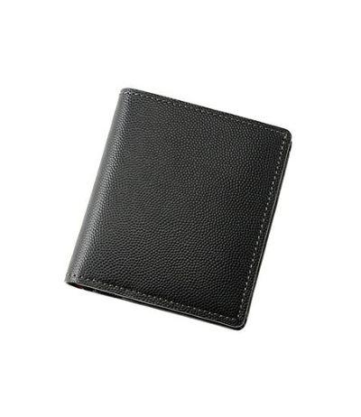 コンパクト札入, コンパクト革財布