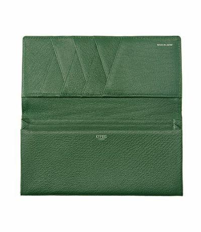 風琴マチ長財布|グリッターゴート