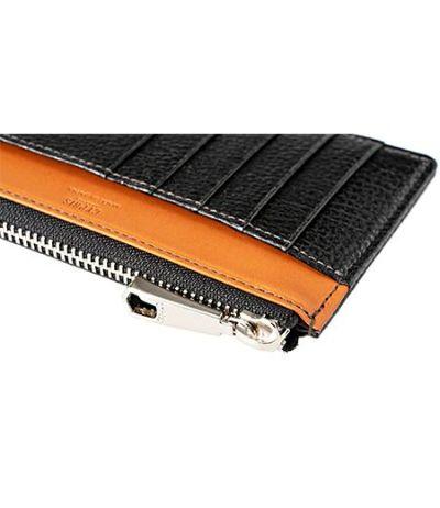 モバイルカードケース|カシューレザー