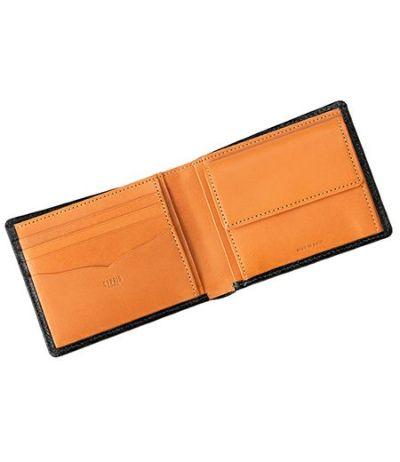 革財布,革二つ折り財布,メンズ,日本製