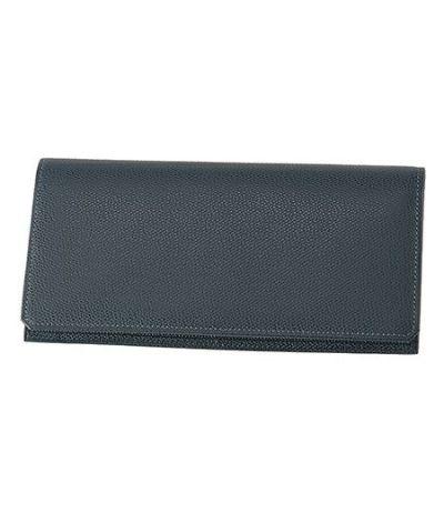 ファスナー付ササマチ長財布|トリロジー