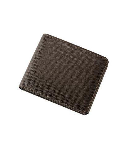 二つ折り財布(小銭入れ付き札入)|トリロジー