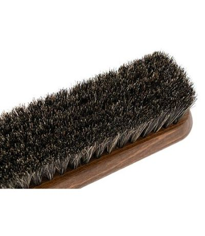 革製品のケア,レザーケア商品ホースヘアブラシ