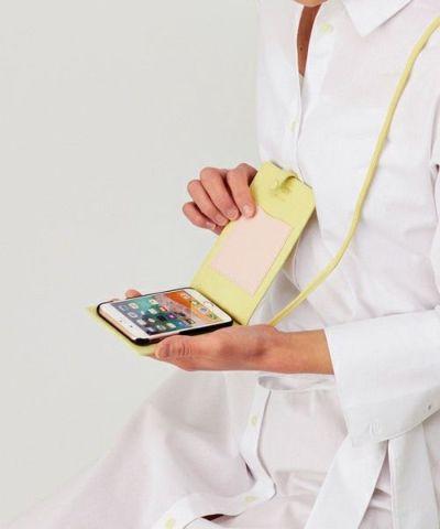 スマートフォンショルダー(iPhone6,6s,7,8)| エポウレット