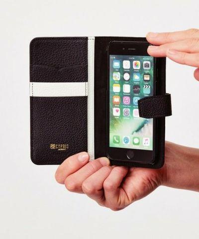 手帳型スマートフォンケース(iPhone6,6s,7,8)| エポウレット