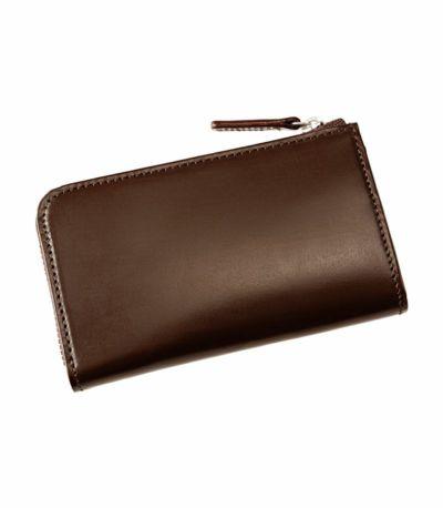 コンパクト財布,革