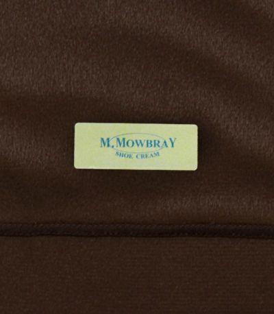 【M.MOWBRAY】 グローブクロス(スムースレザー用 手袋型クロス)