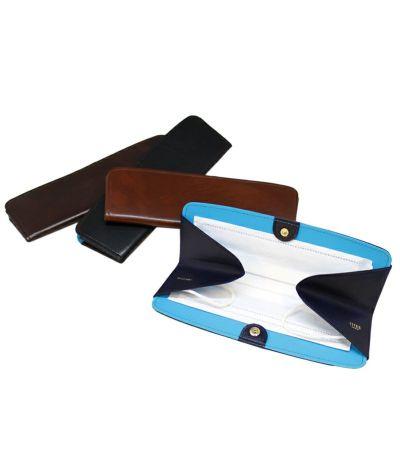 就職祝い 革製品,マスクケース|シラサギレザー